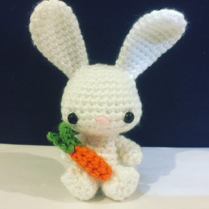 11 Crochet Bunny Patterns -Easter Fun - A More Crafty Life | 300x300