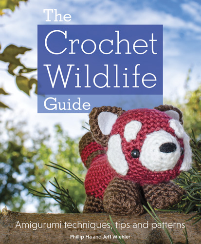 The Crochet Wildlife Guide Book
