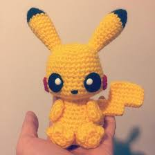 Free Pikachu Crochet Pattern