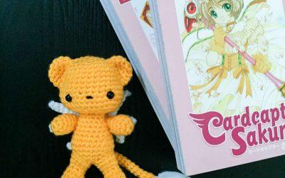 Kero (Kerberos) Crochet Amigurumi Pattern