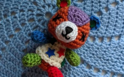 Animal Crossing – Stitches Amigurumi Pattern