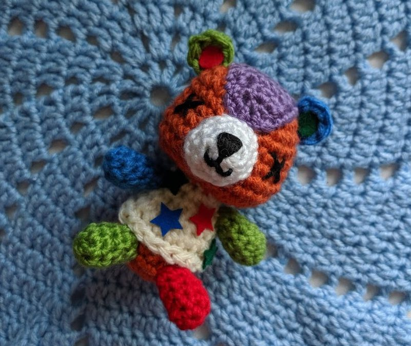 Animal Crossing – Stitches Amigurumi Pattern