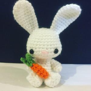 Free Easter Bunny Crochet Pattern