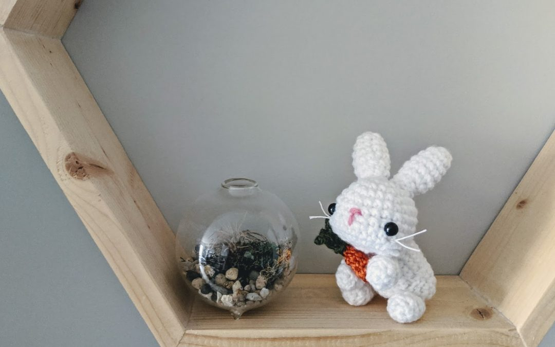 Easter Rabbit Amigurumi Crochet Pattern