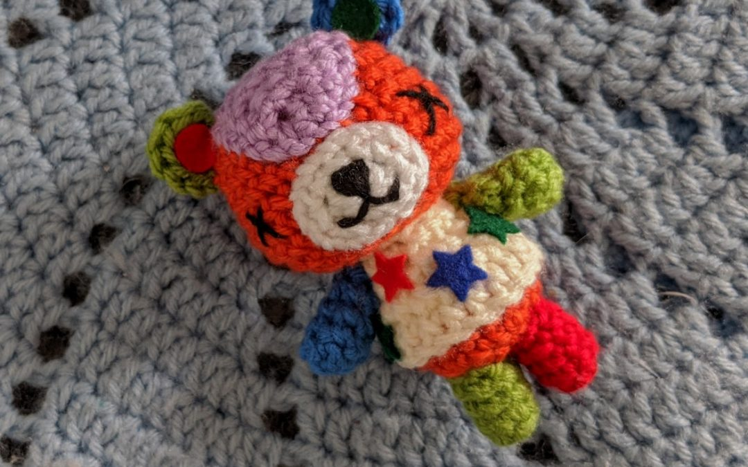 Stitches (Animal Crossing) Amigurumi Pattern